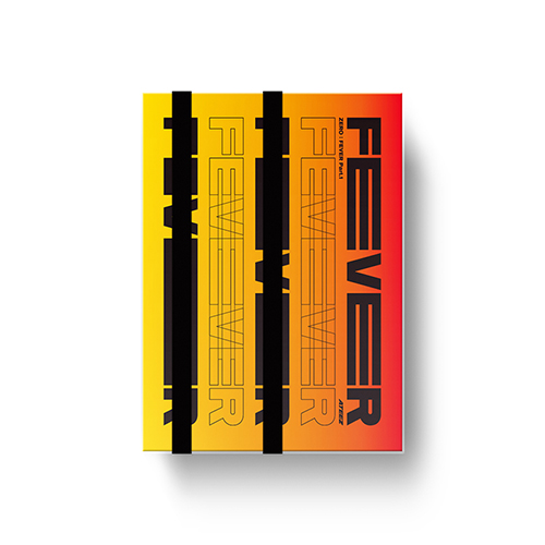 ATEEZ - ZERO : FEVER PART.1 [5th Mini Album/INCEPTION Ver.]