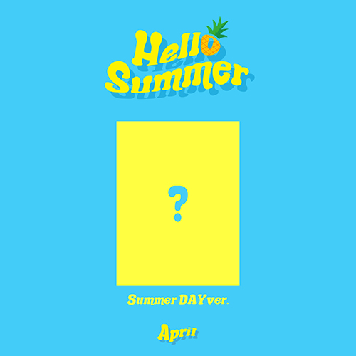 April - Hello Summer [Special Album/Summer DAY ver.]