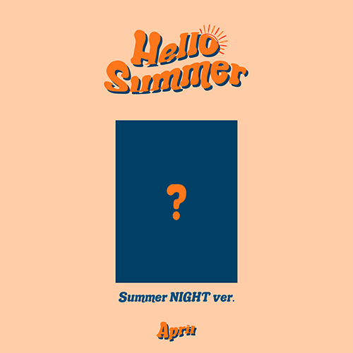 April - Hello Summer [Special Album/Summer NIGHT ver.]