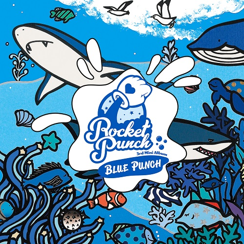 Rocket Punch - Blue Punch [3rd Mini Album]