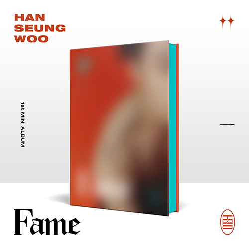 ハン・スンウ - Fame [1st Mini Album/WOO ver.]