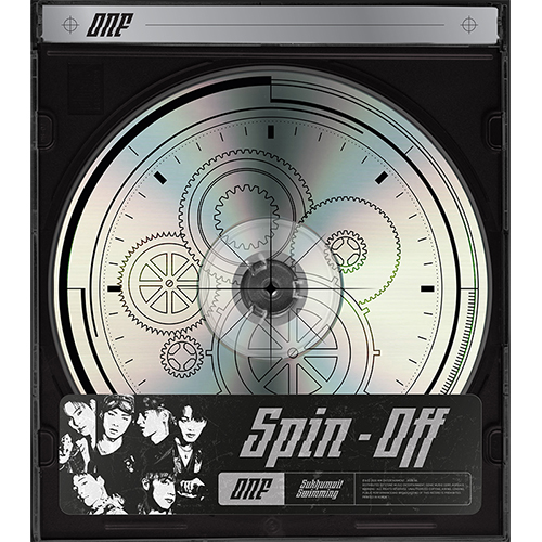 ONF - SPIN OFF [5th Mini Album]
