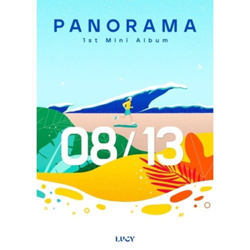 LUCY - PANORAMA [1st Mini Album]