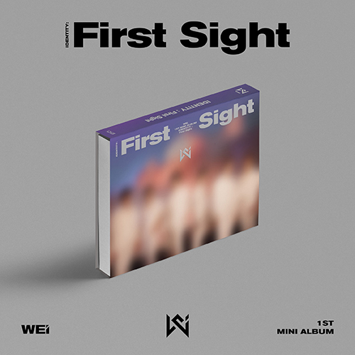 WEi - IDENTITY : First Sight [1st Mini Album/WE ver.]
