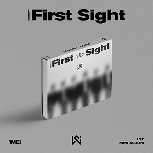 WEi - IDENTITY : First Sight [1st Mini Album/i ver.]