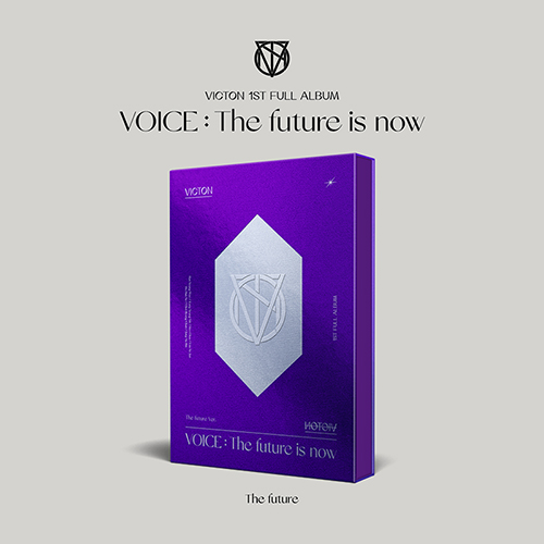 VICTON - VOICE : The future is now [正規1集/The future ver.]