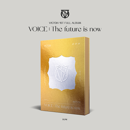 VICTON - VOICE : The future is now [正規1集/now ver.]