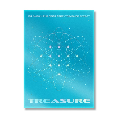 TREASURE - THE FIRST STEP : TREASURE EFFECT [正規1集/BLUE ver.]