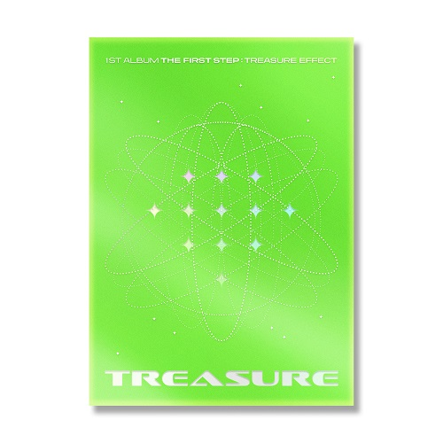 TREASURE - THE FIRST STEP : TREASURE EFFECT [正規1集/GREEN ver.]