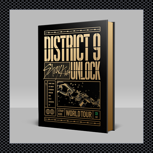 Stray Kids - World Tour [District 9 : Unlock] in SEOUL DVD (2DISC)