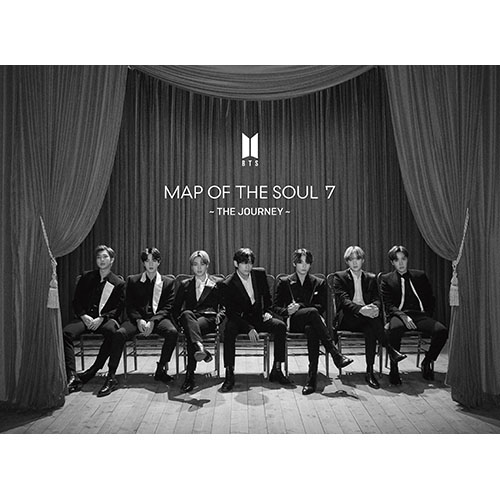 BTS - MAP OF THE SOUL : 7 ~THE JOURNEY~ <<初回限定盤A>>