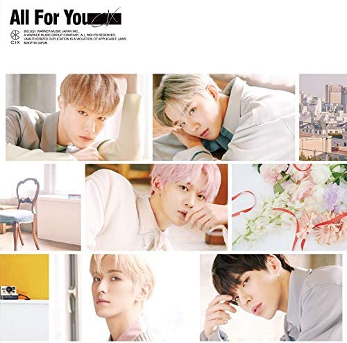 CIX - All For You【通常盤A】